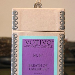 Votivo Breath of Lavender