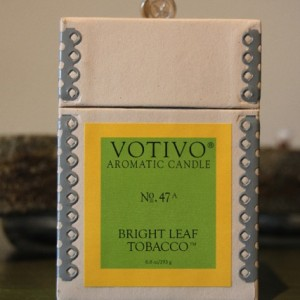 Votivo Bright Leaf Tobacco