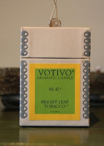 Votivo Bright Leaf Tobacco