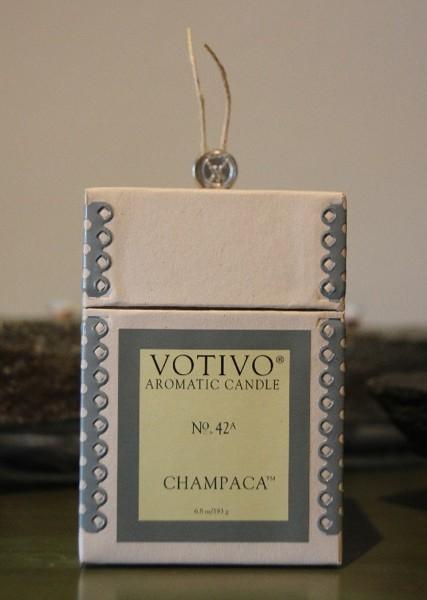 Votivo Champaca