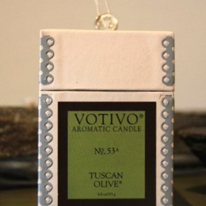 Votivo Tuscan Olive