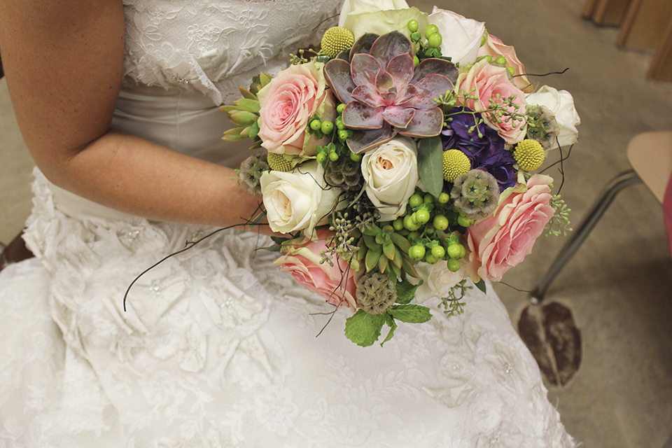 Bridal Arrangement