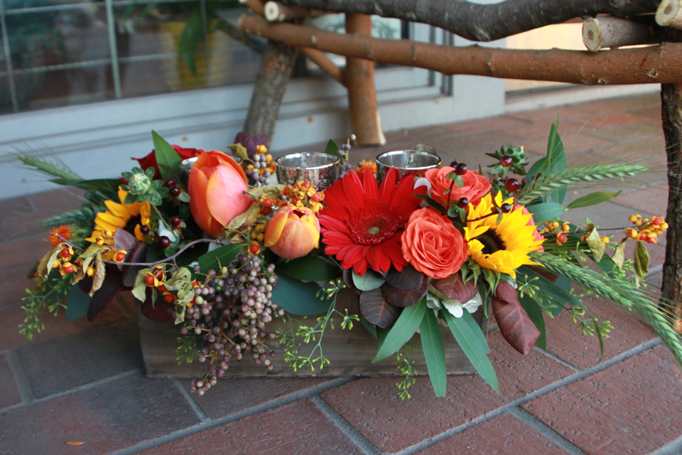 Holiday Floral Arrangement