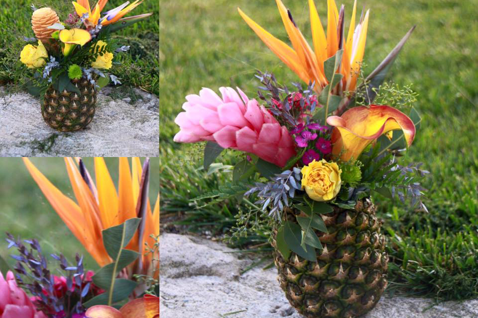 Pineapple Arrangement